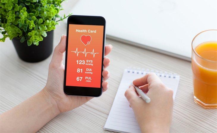 Existen numerosas apps que nos contabilizan nuestra actividad diaria