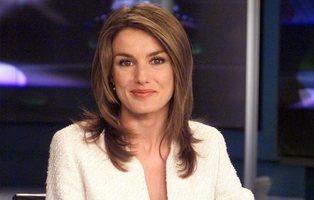 La reina Letizia hizo el casting para ser reportera de 'Madrid Directo' en Telemadrid