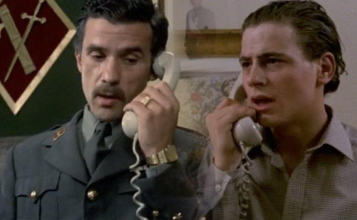 El cine de los 80, lejos de la Ley Mordaza, no tenía tapujos a la hora de criticar a la Policía o la Guardia Civil
