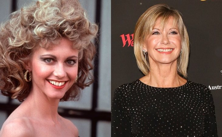 Olivia Newton-John fue Sandy en 'Grease'