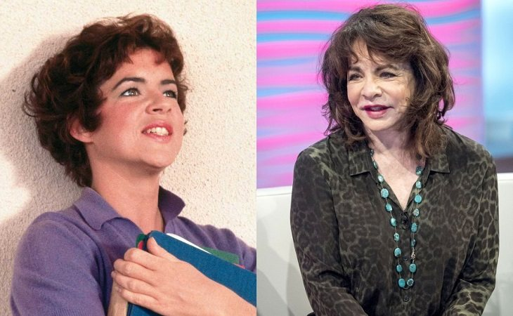 Stockard Channing fue Rizzo en 'Grease'
