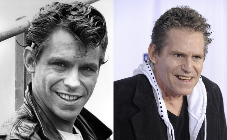 Jeff Conaway fue Kenickie en 'Grease'