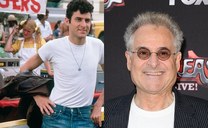 Barry Pearl fue Doody en 'Grease'