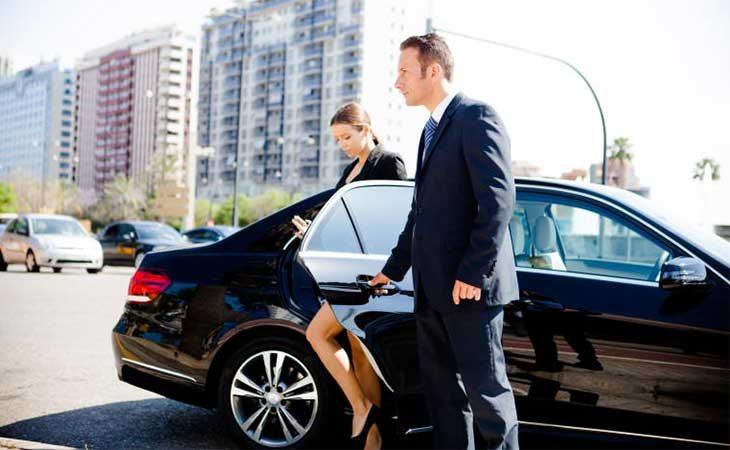 Servicio Cabify o Uber