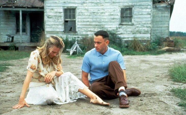 Forrest siempre estuvo enamorado de Jenny