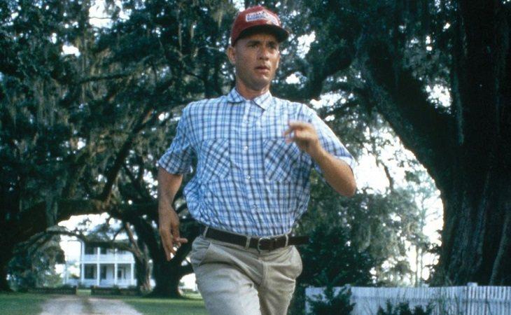A Forrest se le daba genial correr y supo sacarle partido