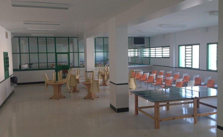 La prisión de El Acebuche cuenta con varios módulos renovados | Foto: ACAIP