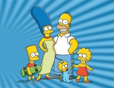 'Los Simpson' cambia su logo por su 30 aniversario