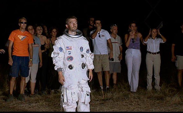 Escena de la película 'El Gran Marciano'