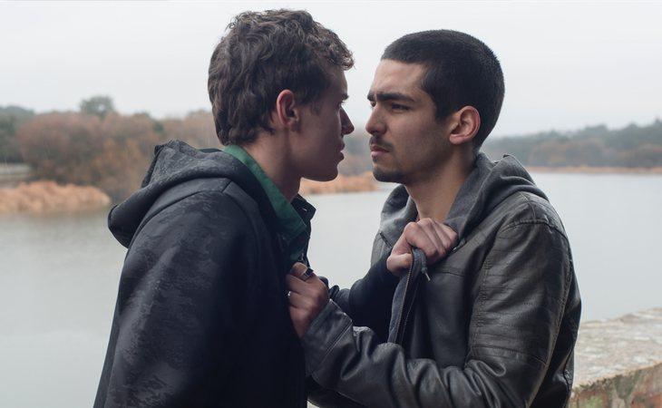 Arón Piper y Omar Ayuso son Ander y Omar en 'Élite'