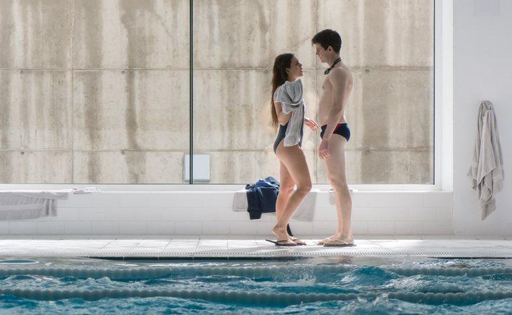 Danna Paola y Miguel Bernardeu son Lucrecia y Guzmán en 'Élite'