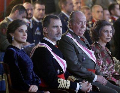 La Familia Real se sube el sueldo un 1,5%