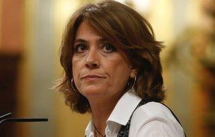 """La ministra de Justicia, Dolores Delgado, en las grabaciones de Villarejo: """"Marlaska es un maricón"""""""