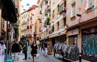 Lavapiés, elegido el barrio más 'cool' del mundo en el año 2018
