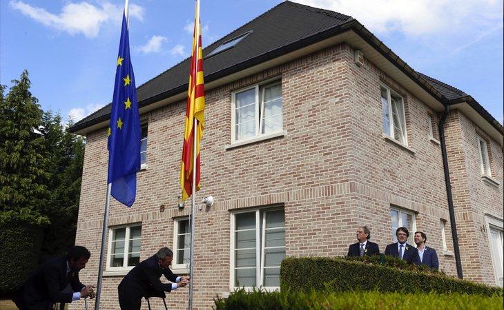 Puigdemont asegura que alquila su mansión en Bélgica para ahorrar en hoteles y restaurantes