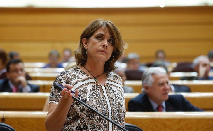 Delgado se encuentra en mitad de la polémica tras la publicación de sus conversaciones con el comisario Villarejo