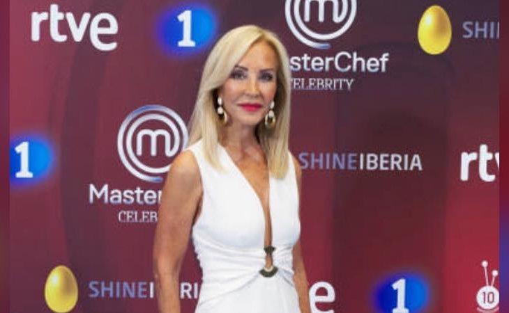 La llegada de Carmen Lomana regalaría un gran hueco mediático a VOX