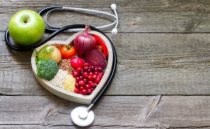 Mantener una dieta saludable