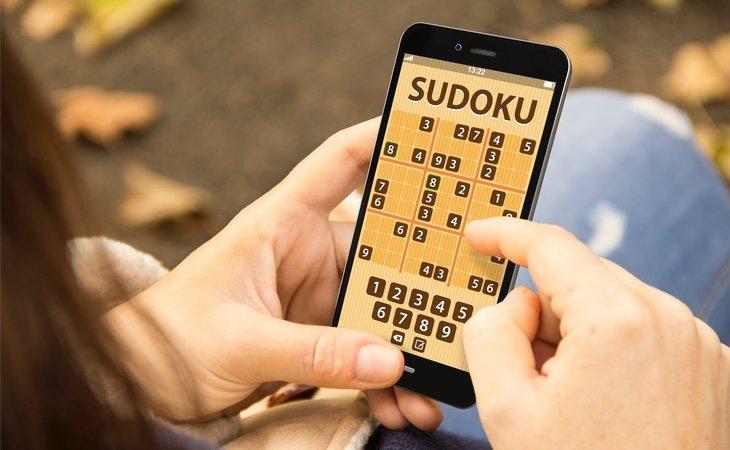 Los sudokus son un buen ejercicio para la mente