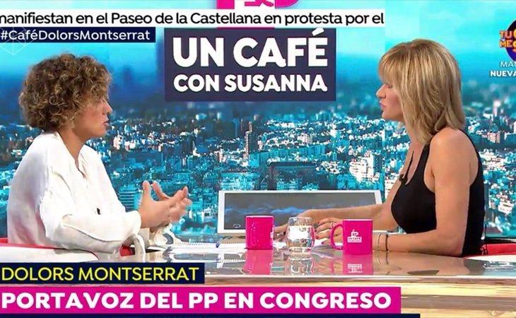 La portavoz del PP en el Congreso, Dolors Monserrat, ha comparado este asunto con el que derivó en la dimisión de Màxim Huerta