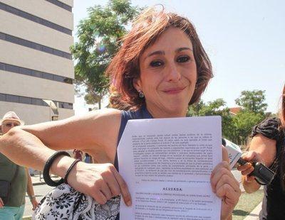 """Juana Rivas vuelve a denunciar a su expareja: """"Mis hijos están recibiendo malos tratos"""""""