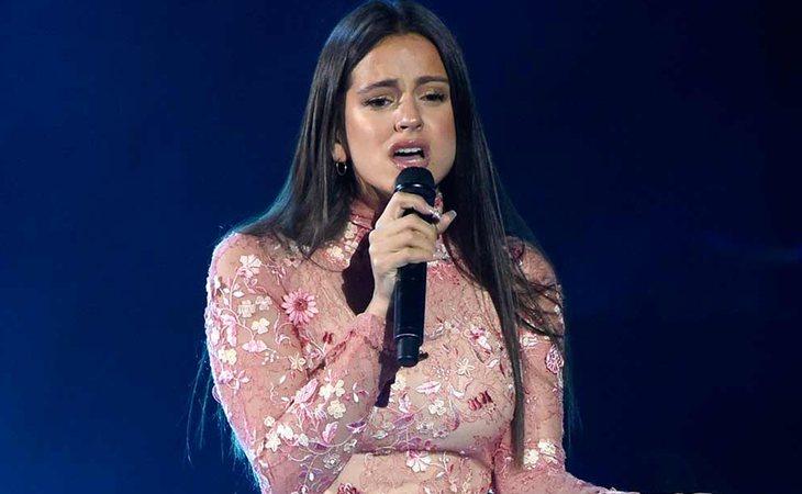 Rosalía jamás ha sido criticada por su voz