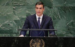 """Pedro Sánchez reivindica que España """"no se ha dejado radicalizar por la xenofobia"""""""