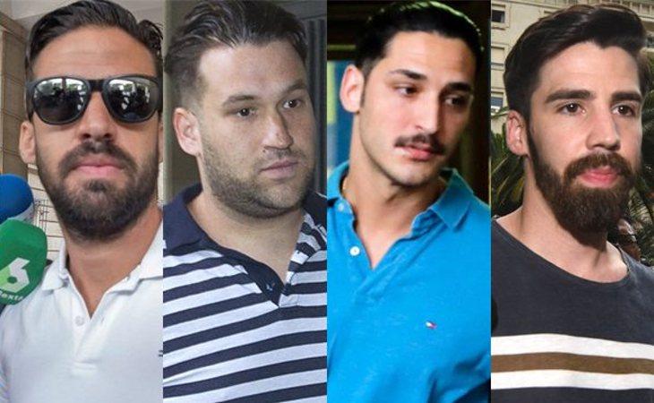 Los cuatro miembros de 'La Manada' procesados por el caso de Pozoblanco