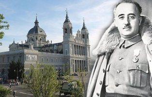 La familia de Franco quiere enterrarlo en la cripta de la catedral de la Almudena