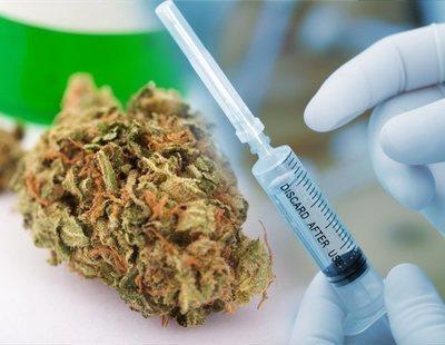 Jeringuillas de marihuana: la peligrosa droga que causa furor en el extranjero