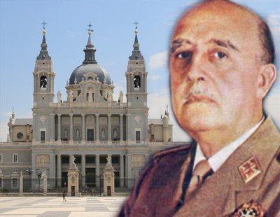 Enterrar a Franco en La Almudena viola las normas de El Vaticano