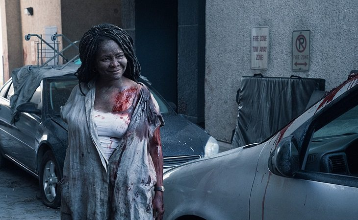 Tonya Pinkins es Martha en 'Fear The Walking Dead'