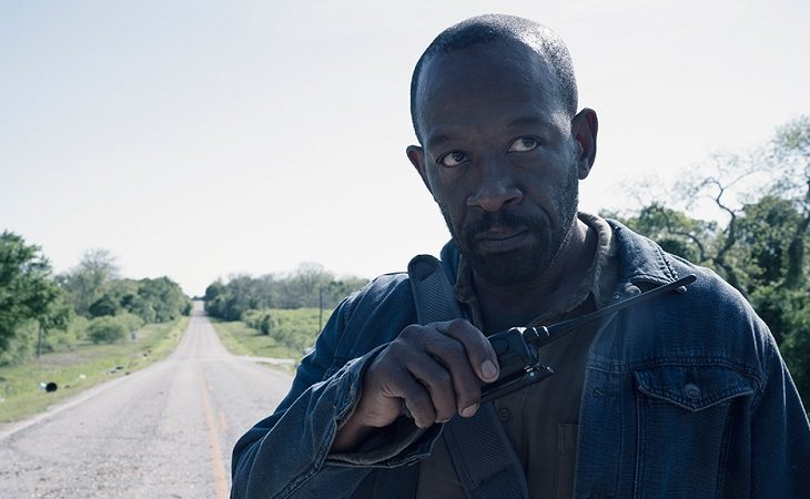 Lennie James es Morgan en 'Fear The Walking Dead'