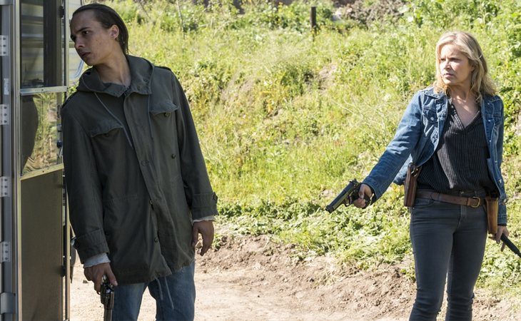 Nick y Madison, las bajas más importantes de 'Fear The Walking Dead'