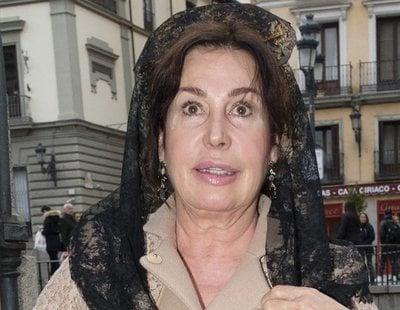 Carmen Martínez-Bordiú, 'nietísima' de Franco, huye a Portugal para pagar menos impuestos