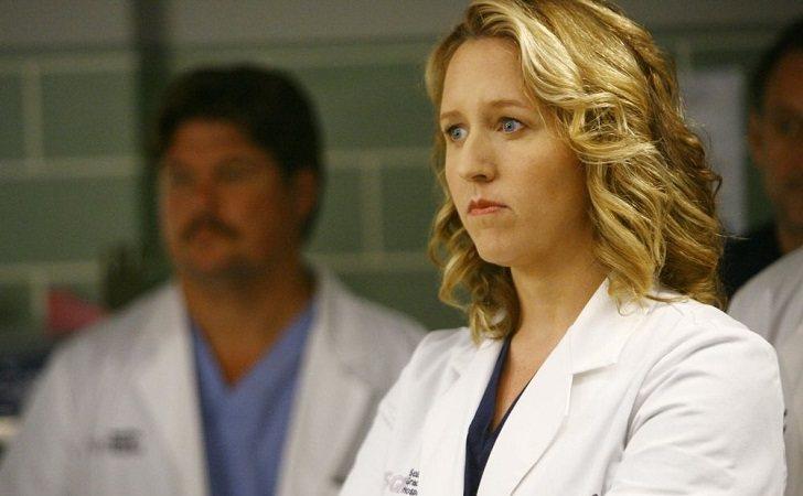 Brooke Smith interpretó a Erica Hahn en 'Anatomía de Grey'