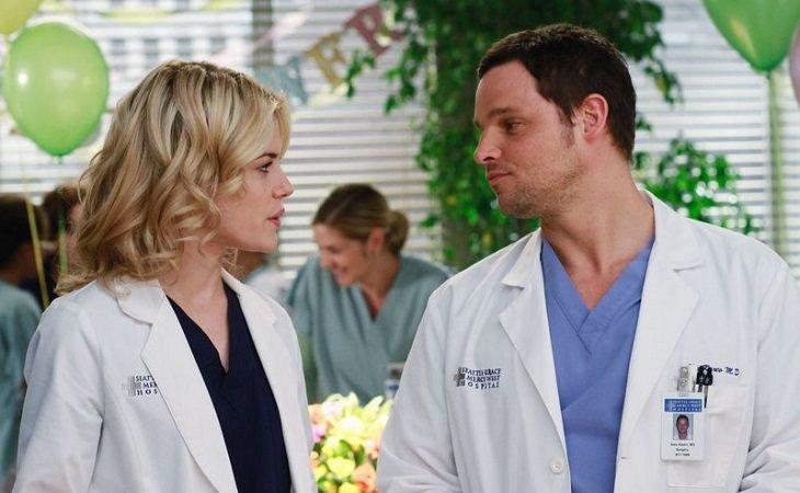 Lucy y Karev, la historia de amor que no pudo ser