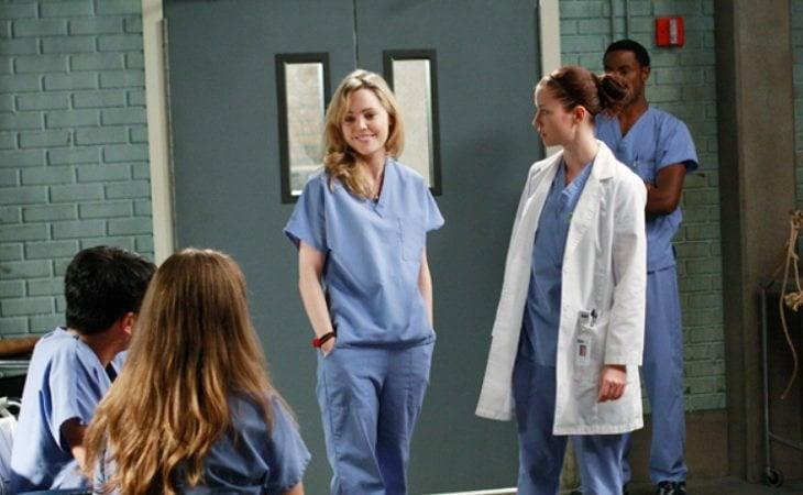 Sadie hizo buenas migas con Lexie, pero decidió renunciar a su puesto en el hospital