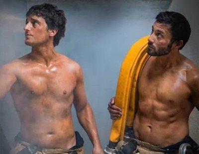 El calendario de un grupo de bomberos municipales es prohibido por sexista