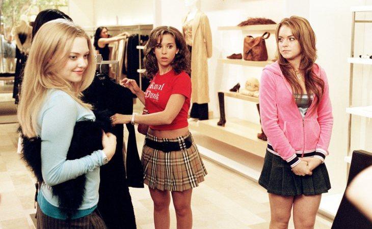 'Mean Girls', la típica película de instituto estadiunidense convertida en un verdadero fenómeno