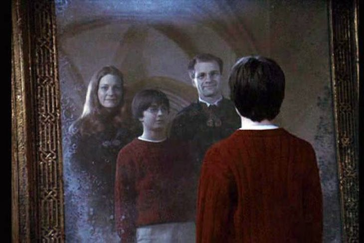 El espejo del Oesed