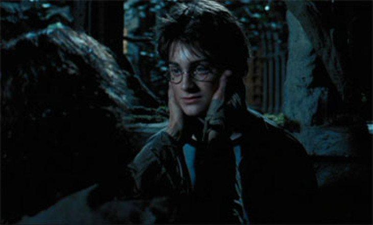 Sirius aparece en la vida de Harry