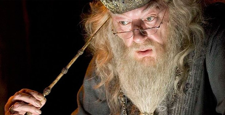 Dumbledore dejó a todos los magos huérfanos