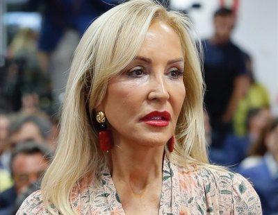 """Carmen Lomana quiere ser alcaldesa de Madrid para limpiar la ciudad de """"okupas y narcotraficantes"""""""