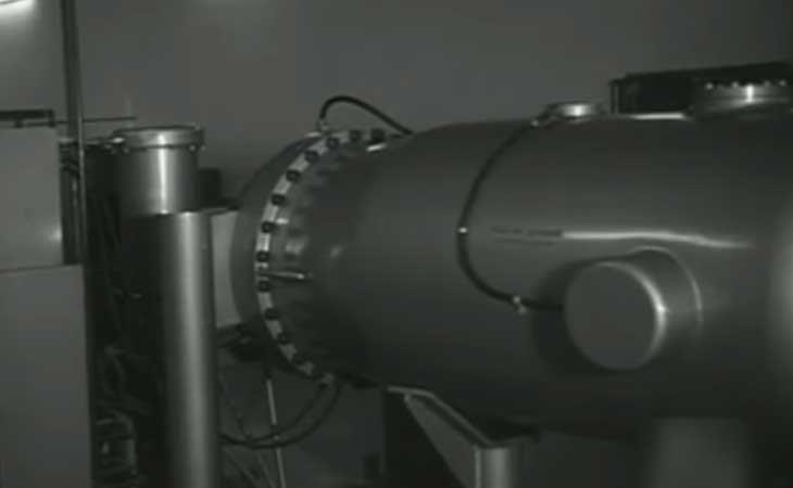 Centro Nacional de Enegía Nuclear de Juan Vigón