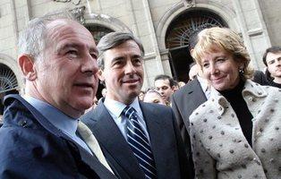 """Aguirre dice que siente """"mucha pena"""" porque Rato vaya a prisión """"por 90.000 euros"""""""