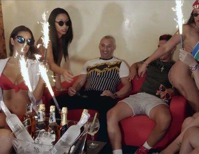 Uno de los narcos más buscados de España participa en el videoclip de un conocido cantante