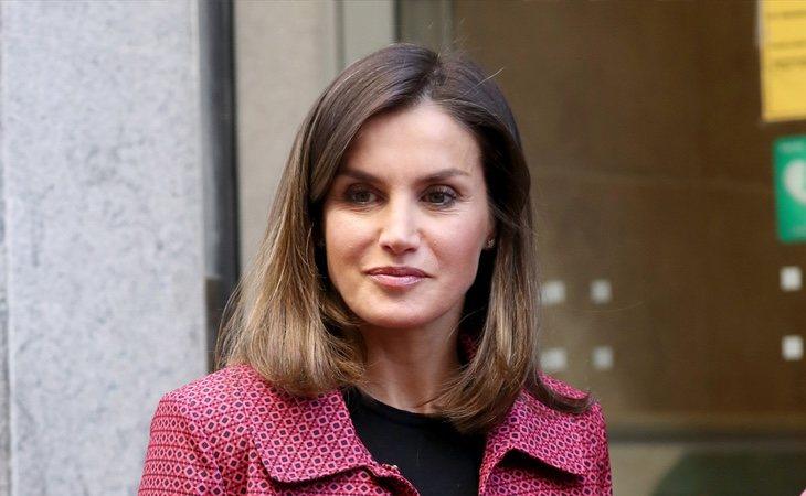 Letizia Ortiz, actual Reina de España