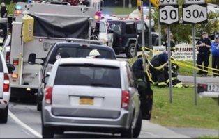 Una limusina arrolla a la multitud en Nueva York y deja 20 muertos