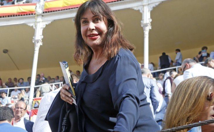 Carmen Martínez-Bordiú, nieta de Franco